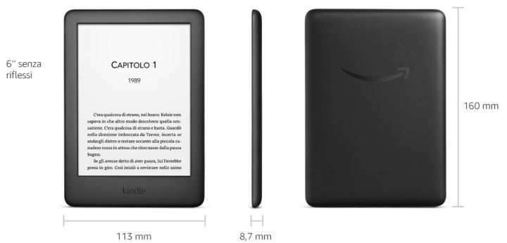 New kindle3